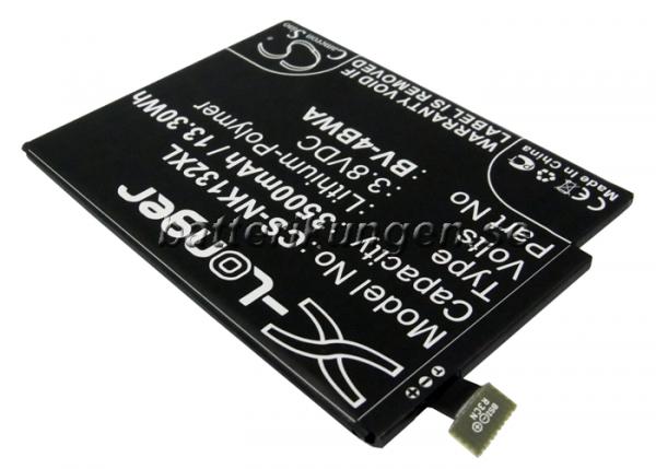 Batteri til Nokia Lumia 1320 - 3.500 mAh