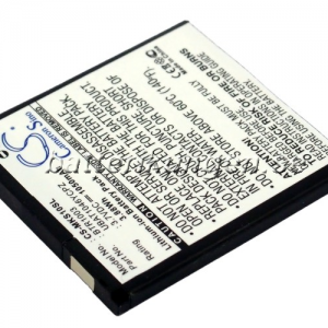 Batteri til Microsoft Kin One  - 1.050 mAh