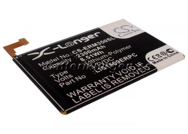 Batteri til Sony Xperia SP mfl - 2.300 mAh