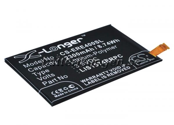Batteri til Sony Xperia E4 mfl - 2.300 mAh