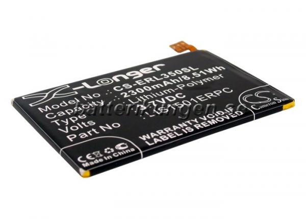Batteri til Sony Xperia C6502 mfl - 2.300 mAh