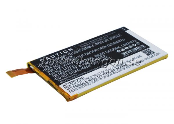 Batteri til Sony Xperia Z2a mfl - 3.000 mAh