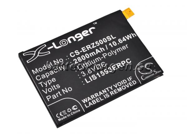 Batteri til Sony Xperia Z5 mfl - 2.800 mAh