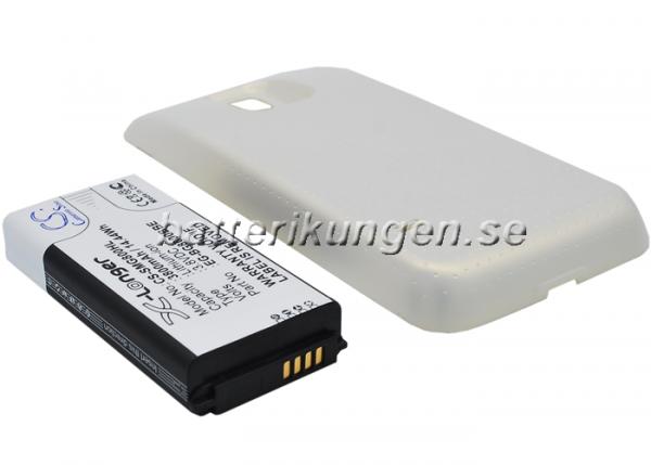 Batteri til Samsung Galaxy S5 Neo 3.800 mAh mfl - Vitt