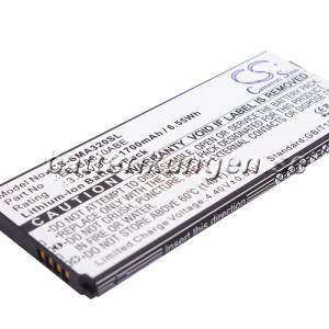 Batteri til Samsung Galaxy A3 2016 mfl - 1.700 mAh