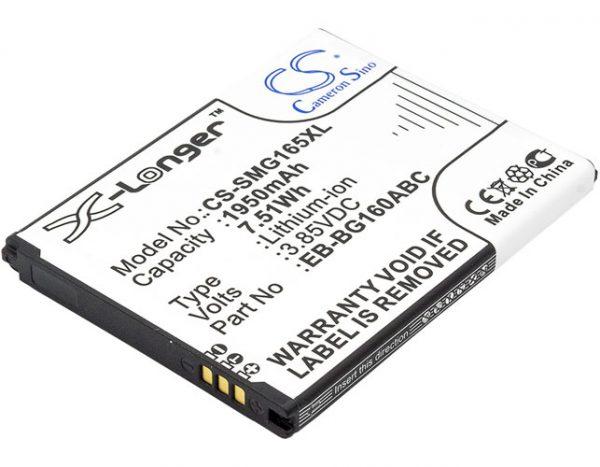 Batteri til Samsung Galaxy Folder 2 mfl - 1.900 mAh