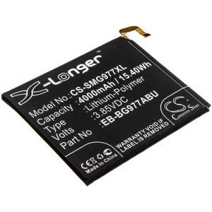 Batteri til Samsung Galaxy S10 5G mfl - 4.000 mAh