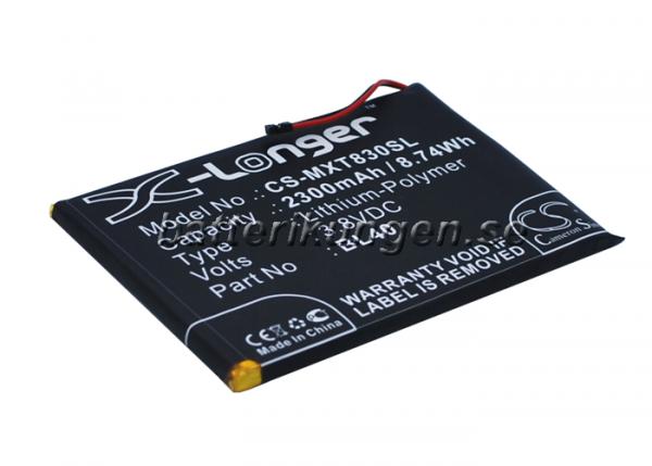 Batteri til Motorola Moto E XT1019 mfl - 2.300 mAh