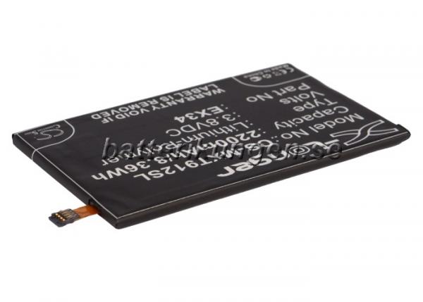 Batteri til Motorola XT912A - 2.200 mAh