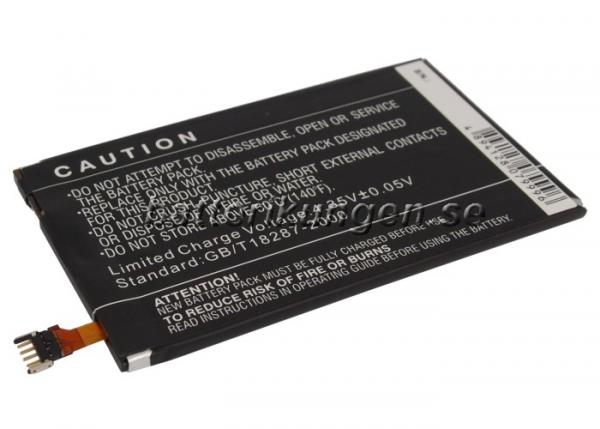 Batteri til Motorola XT925 mfl - 2.450 mAh