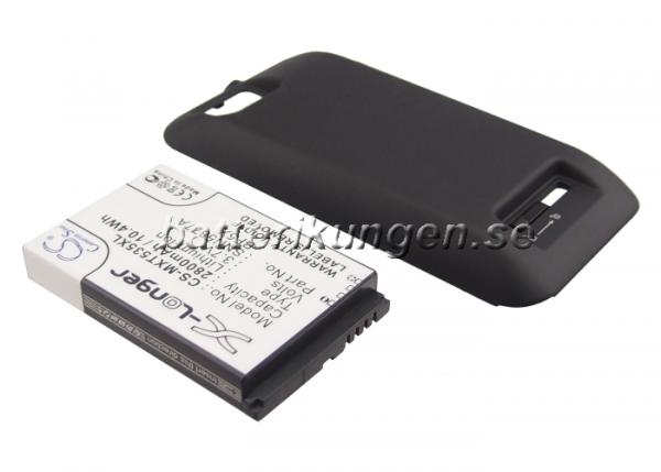 Batteri til Motorla XT535 - 2.800 mAh