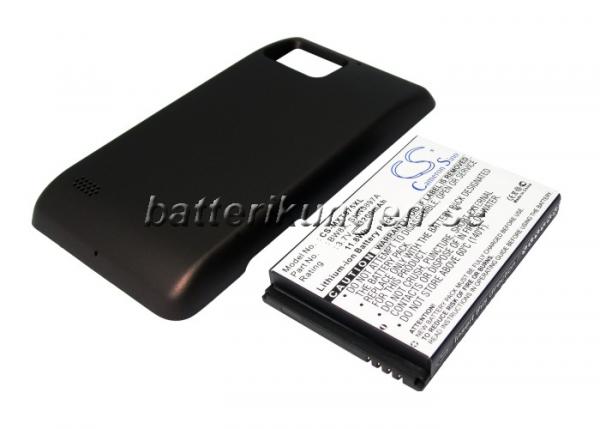 Batteri til Motorola Droid Bionic mfl - 3.200 mAh