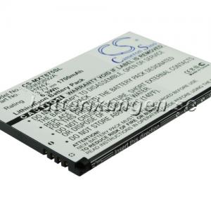 Batteri til Motorola Droid Bionic mfl - 1.700 mAh