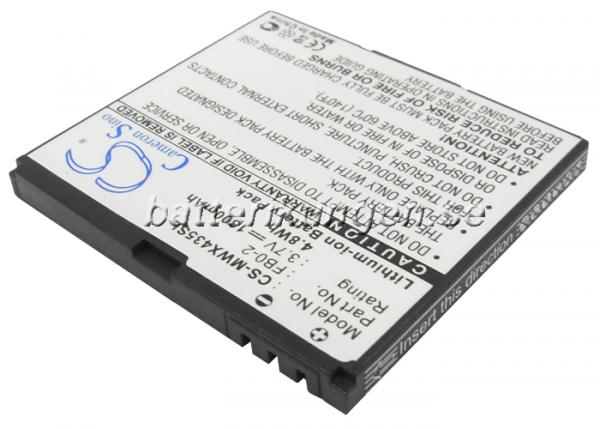 Batteri til Motorola Triumphmfl - 1.300 mAh