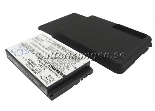 Batteri til Motorola XT862 mfl - 2.800 mAh