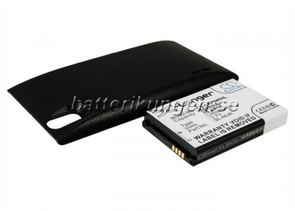 Batteri til LG P940 mfl - 2.800 mAh