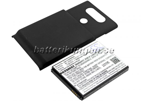 Batteri til LG H900 mfl - 5.600 mAh