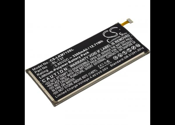 Batteri til LG Q Stylus Plus mfl - 3.300 mAh