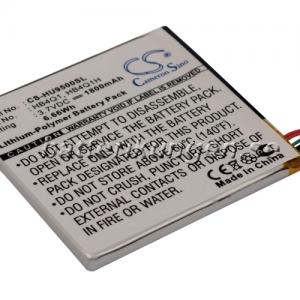 Batteri til Huawei U9500 mfl - 1.800 mAh