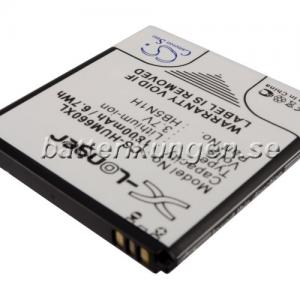 Batteri til Huawei M660 mfl - 1.800 mAh