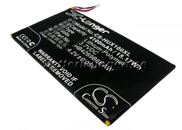 Batteri til Huawei Honor X1 - 4.100 mAh