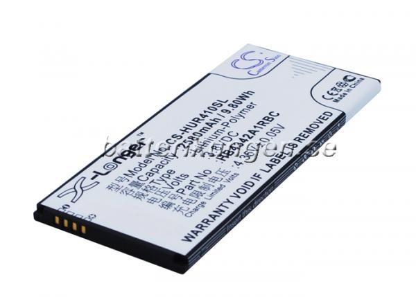 Batteri til Huawei Honor 4A mfl - 2.580 mAh