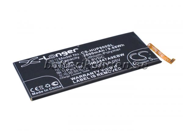 Batteri til Huawei P8 - 2.600 mAh