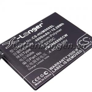 Batteri til Huawei Ascend Mate 9 mfl - 4.000 mAh