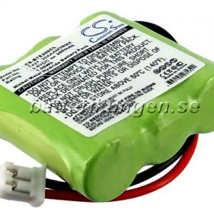Batteri til Binatone E3300 Quad mfl