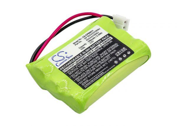 Batteri til Doro 160 DECT mfl - 700 mAh