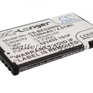 Batteri til Bea-fon S200 mfl - 1.100 mAh