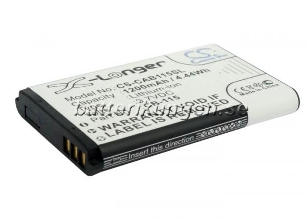 Batteri til CAT B100 - 1.200 mAh