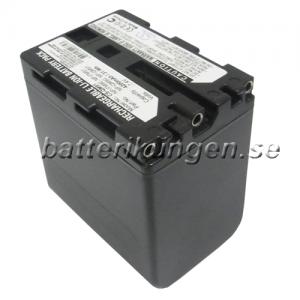 Batteri til Sony - NP-QM91 mfl