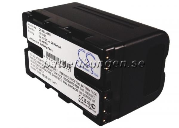 Batteri til Sony som ersätter BP-U30