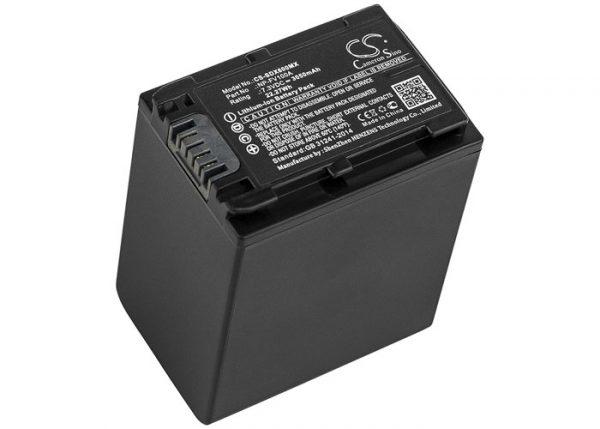Batteri til Sony som ersätter NP-FV100A mfl