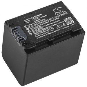 Batteri til Sony som ersätter NP-FV50A mfl