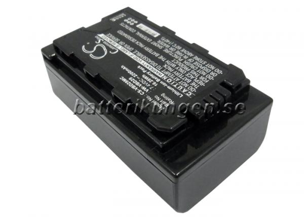 Batteri til Panasonic som ersätter VW-VBD29 - 2.200 mAh