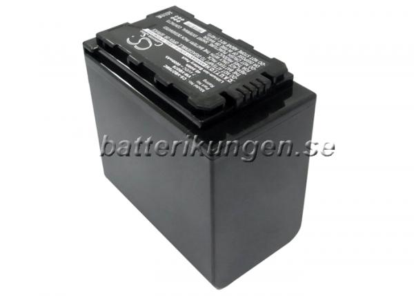 Batteri til Panasonic som ersätter VW-VBD78 - 6.600 mAh