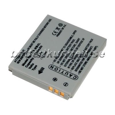 Batteri til Canon - NB-4L