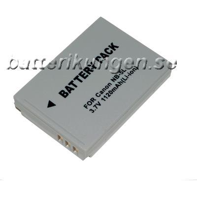Batteri til Canon - NB-5L