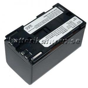 Batteri til Canon - BP-911 mfl - 4.000 mAh
