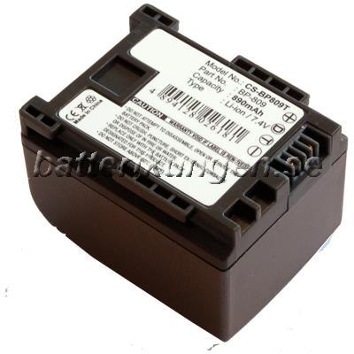 Batteri til Canon som ersätter BP-809
