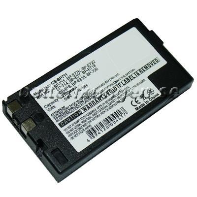 Batteri til Canon som ersätter BP-711
