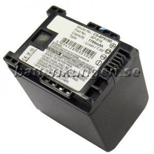 Batteri til Canon som ersätter BP-819