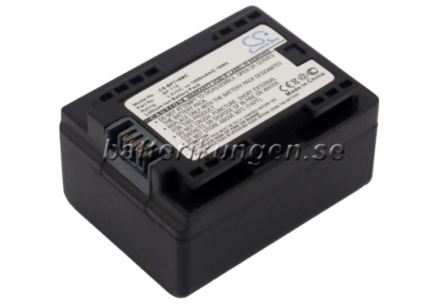Batteri til Canon som ersätter BP-718