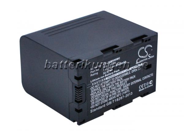 Batteri til JVC som ersätter SSL-JVC50