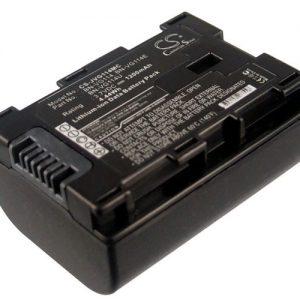 Batteri til JVC som ersätter BN-VG114 mfl