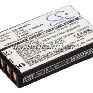 Batteri til Fujifilm som ersätter NP-48