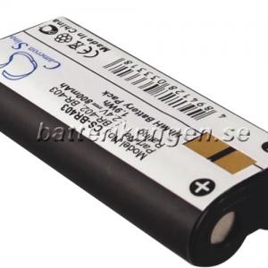 Batteri til Olympus som ersätter BR-402 / BR-403