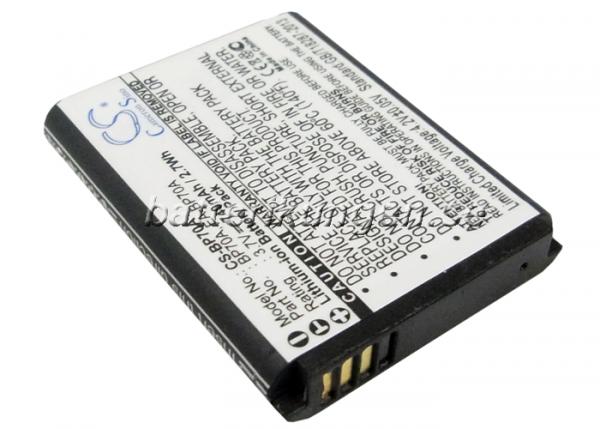 Batteri til Samsung som ersätter BP-70A mfl